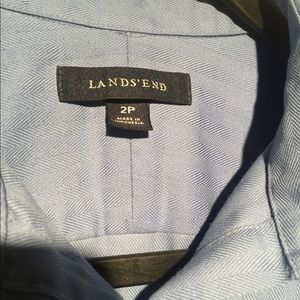 Lands' End Tops - Chase Bank blouse